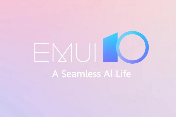 EMUI 10 update rollout schedule