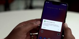 focus mode android 10 featured