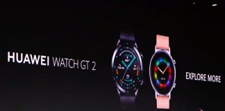 huawei watch gt 2 launched