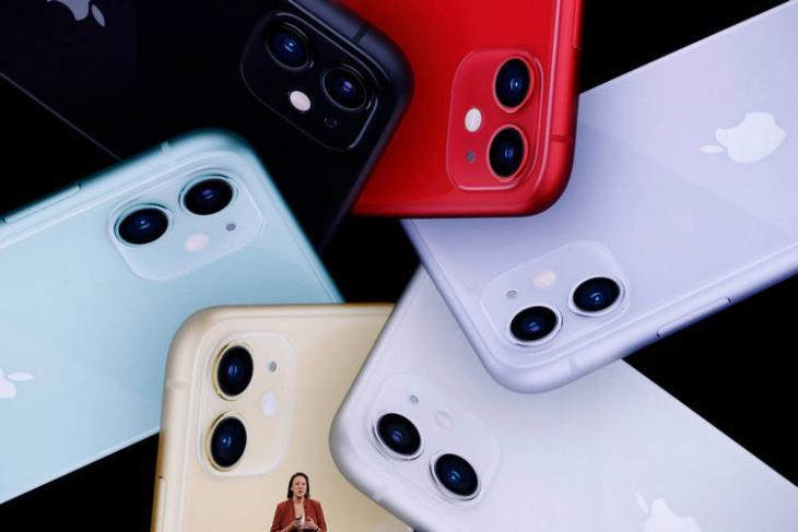iPhone 11 website