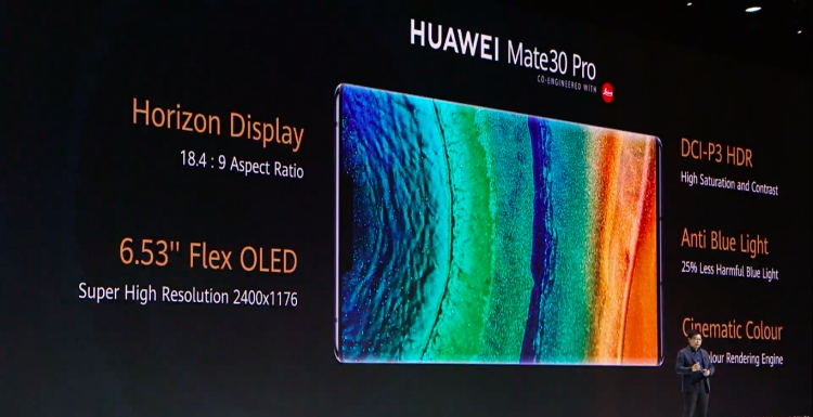 Huawei Mate 30 Pro with Kirin 990 5G, Insane Camera Features Goes Official