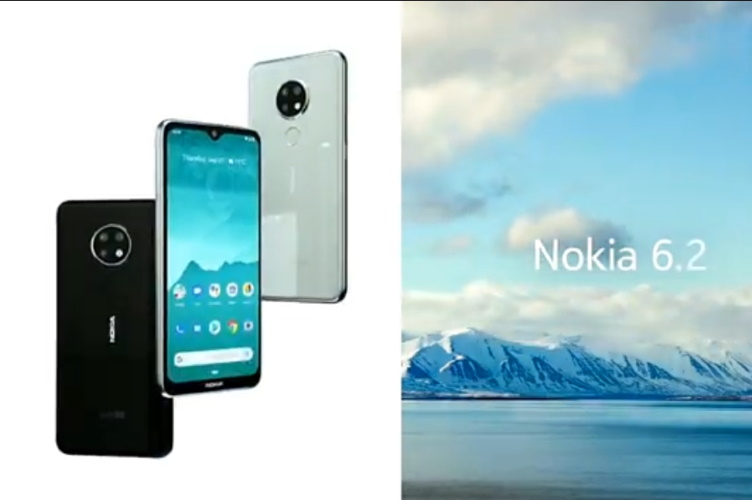 Nokia 7.2, Nokia 6.2  Launched with Snapdragon 660 and Circular Cameras