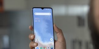 oneplus 7T display 2