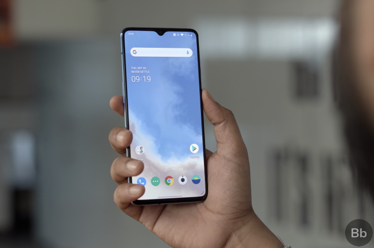 OnePlus 7T with 90Hz Display, Triple Cameras Launched at Rs. 37,999