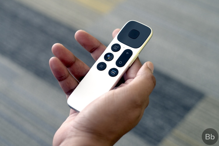 oneplus TV remote control