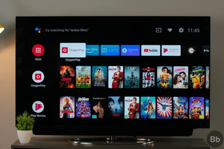 oxygen play - oneplus TV - netflix support