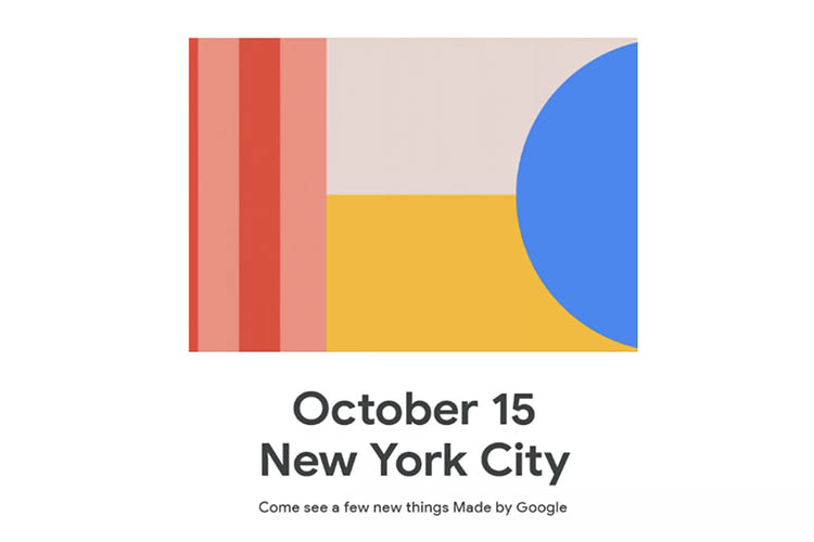 Google Pixel 4 XL launch date confirmed for October 15