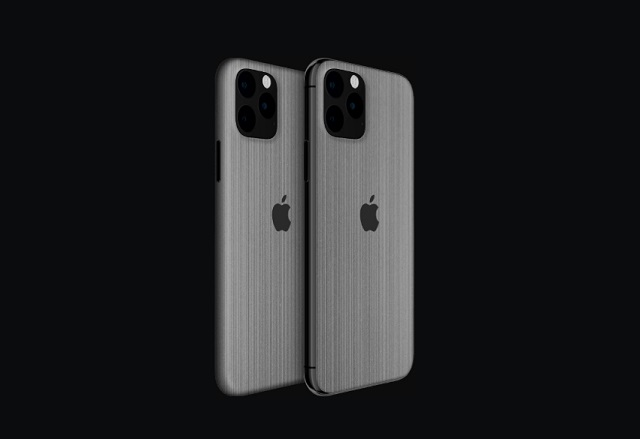 titanium skin Best iPhone 11 Pro Skins
