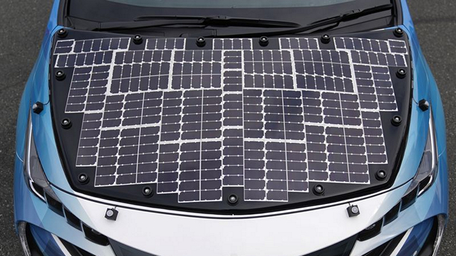 Toyota Wants Commercial Solar Cars to Be a Reality