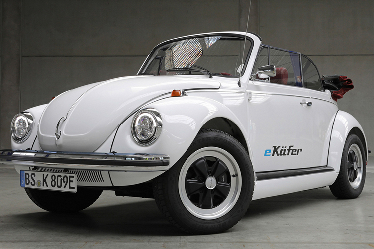 Volkswagen Will Supply Parts for e-Beetle | Beebom