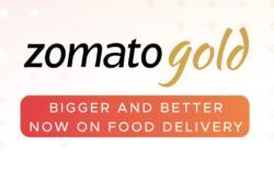 zomato gold delivery