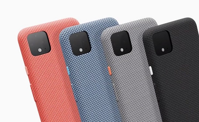 1. Fabric Case by Google Best Pixel 4 Cases