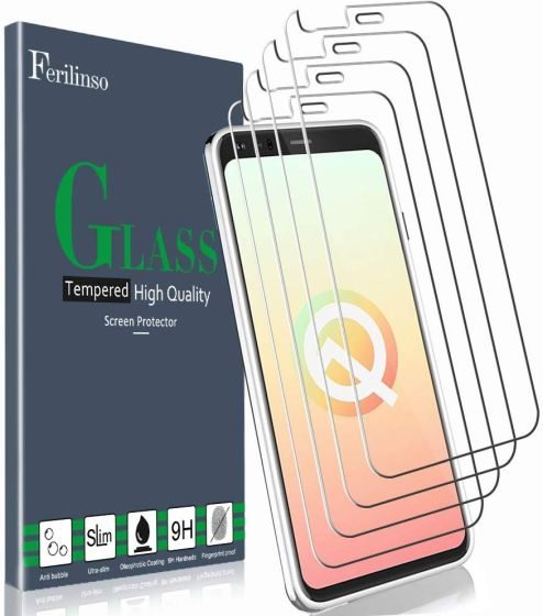 10. Ferilinso best pixel 4 screen protectors