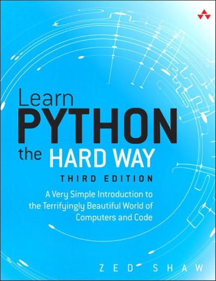 10. Learn Python the Hard Way