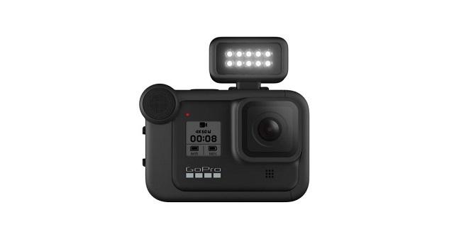 10. Light Mod Best GoPro Hero 8 Black Accessories