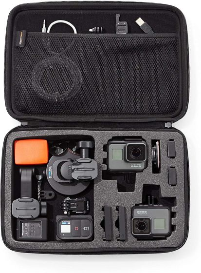 15. AmazonBasics Carrying Case Best GoPro Hero 8 Black Accessories