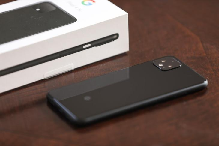 4K 60FPS Video Recording Was Originally Enabled on the Pixel 4 Report