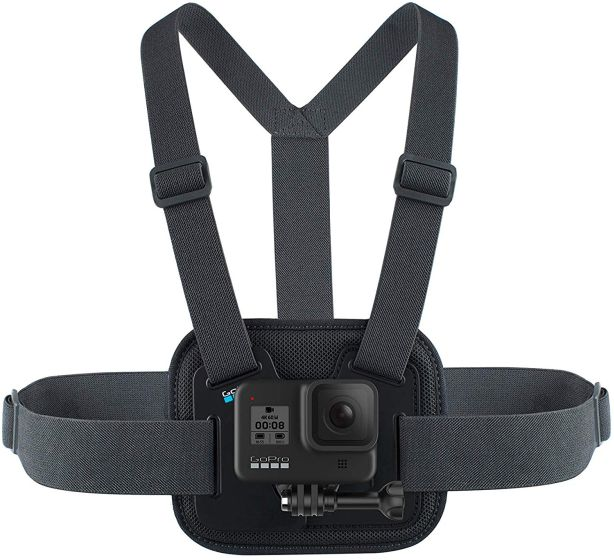 7. GoPro Chest Mount Harness