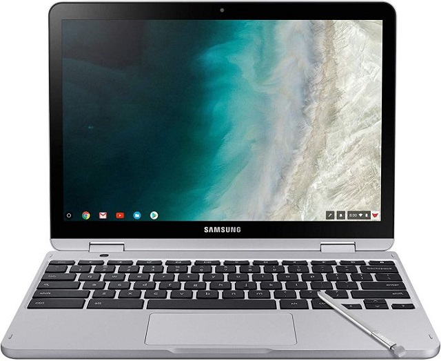 7. Samsung Chromebook Plus V2