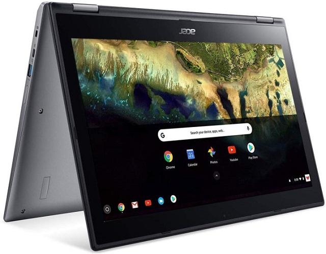 8. Acer Chromebook Spin 15