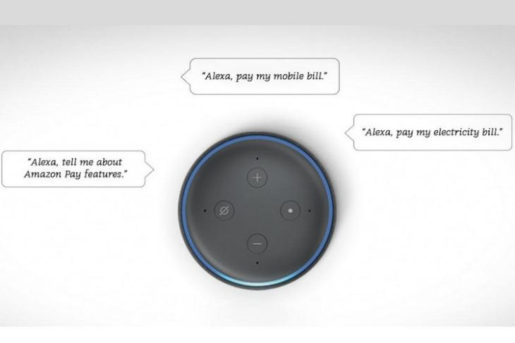 Amazon Pay Alexa Integration website