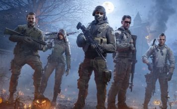 Call of Duty update adds halloween theme, sniper-only mode