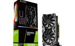 EVGA GeForce GTX 1660 Super website