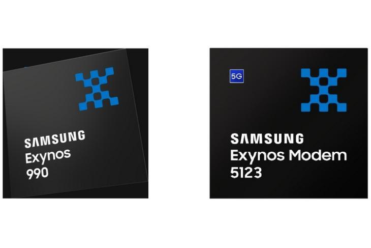 Exynos 990 5123 website