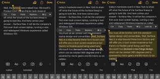How to Use Text Editing Gestures in iOS 13 or iPad 13 to Cut, Copy or Paste
