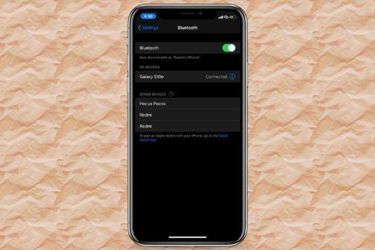 How to Fix Bluetooth Issues in iOS 13 on iPhone and iPad
