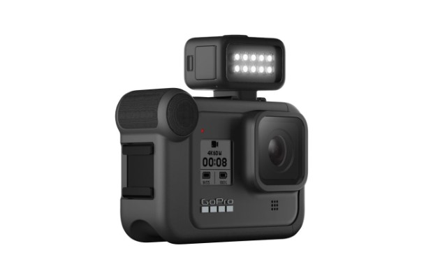 GoPro Hero 8 Black Light Mod