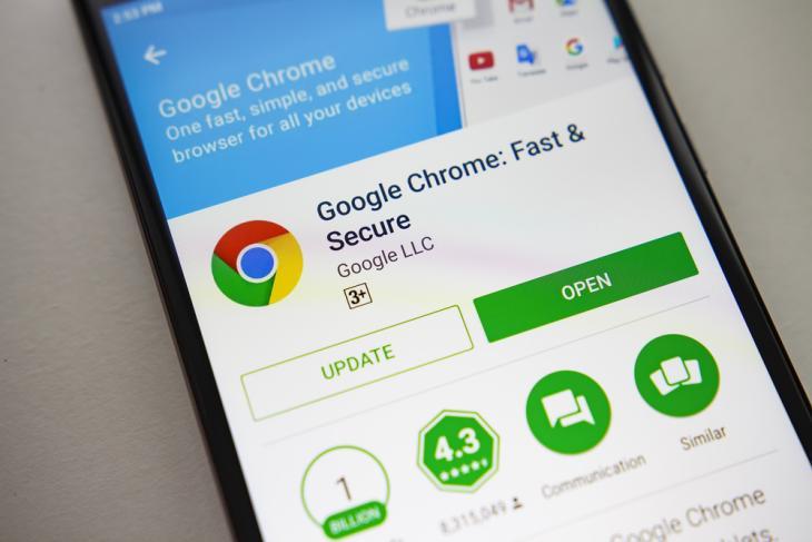 Google Chrome - Android