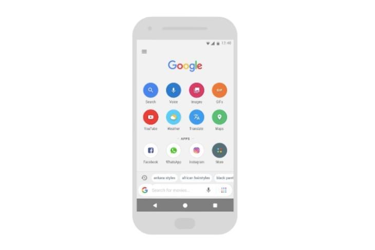Google Go gets Incognito Mode