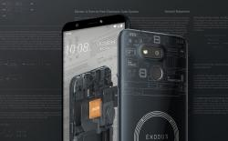 HTC Exodus 1s website