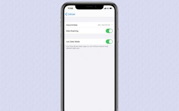 How to Enable Low Data Mode in iOS 13 on iPhone and iPad
