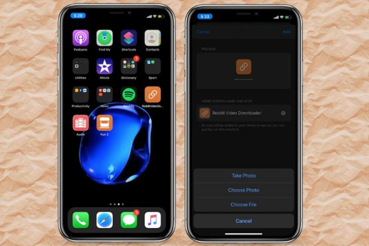 How to Add Custom Glyphs to Shortcuts on iPhone and iPad