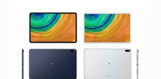 Huawei MediaPad M7 leaked with punch-hole display, iPad Pro-like design