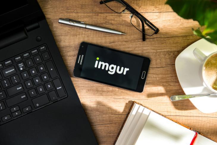 Imgur shutterstock website