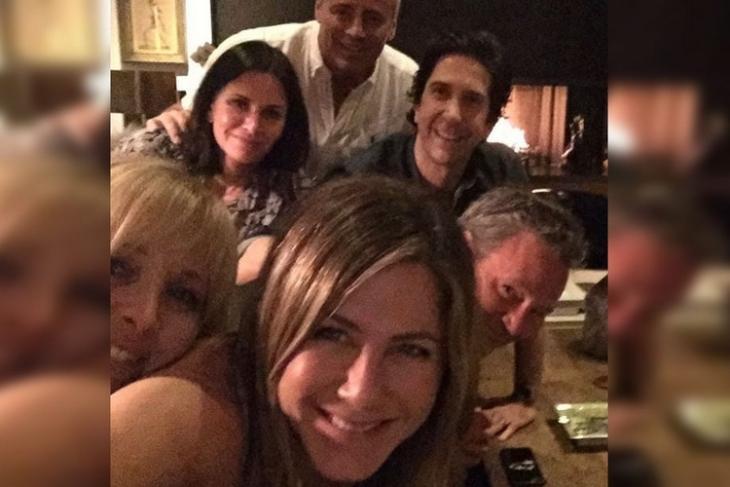 Jennifer Aniston Friends Insta website