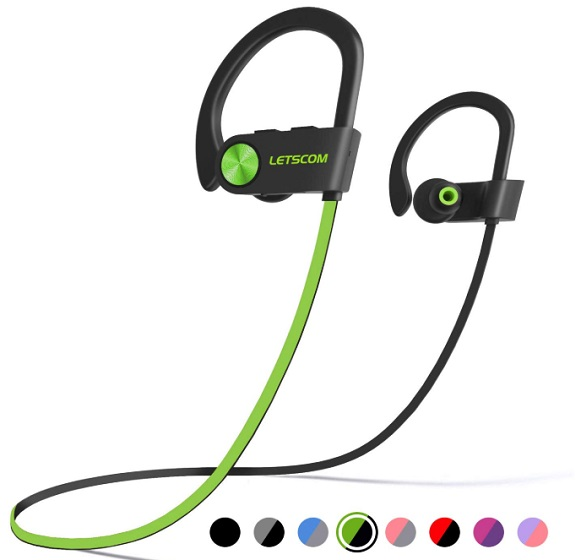 LETSCOM Bluetooth earphones