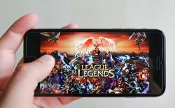 League of Legends shutterstock website