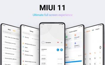 MIUI 11 india rollout schedule