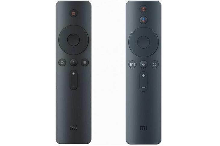 Mi Remote website