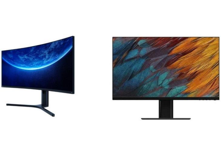 Mi Surface Display website