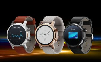 Moto 360 smartwatch is back