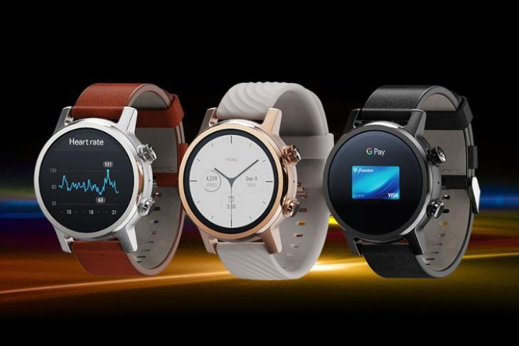Moto 360 smartwatch is back