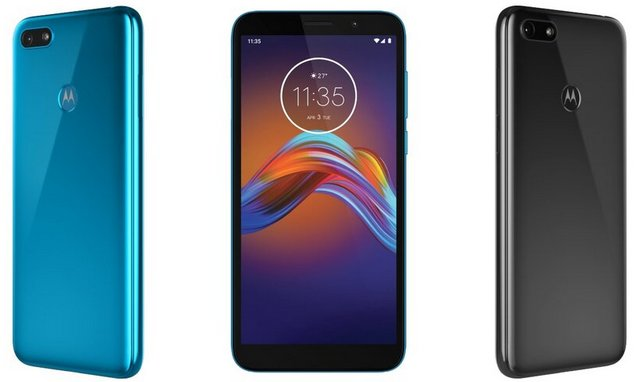 Moto G8 Play, E6 Play Affordable Smartphones Unveiled in Brazil