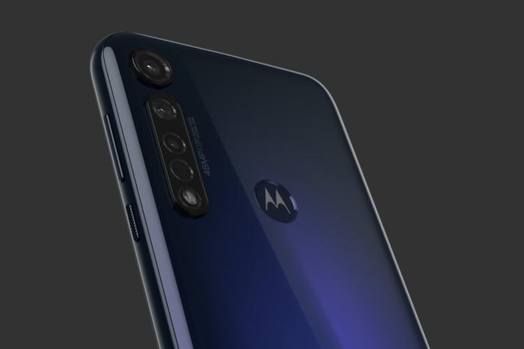 Moto G8 Plus cameras