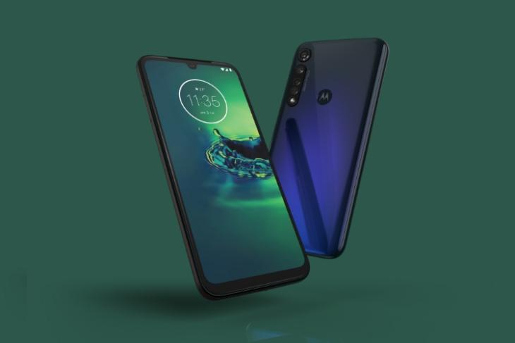 Moto G8 Plus launched in India