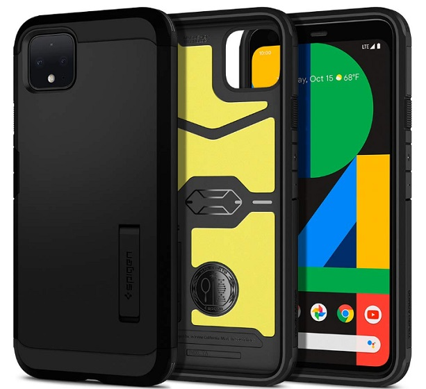 Spigen Tough Armor for Pixel 4/4XL